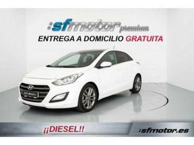 usado Hyundai i30 1.6 CRDI 136cv BlueDrive GO!