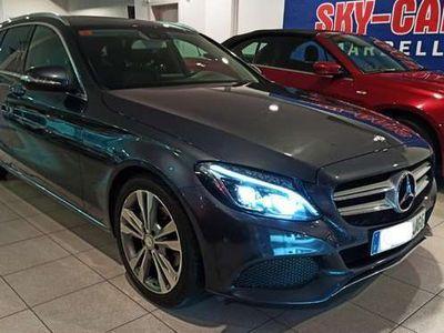 usado Mercedes C220 Estate BlueTec 7G Plus (4.75)