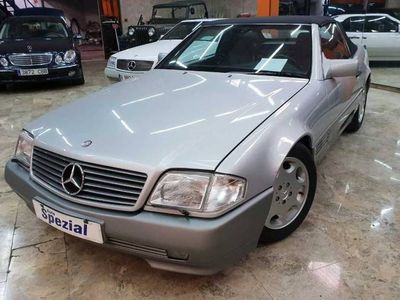 second-hand Mercedes SL500 Clase
