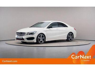 usado Mercedes CLA250 Sport 4M 7G-DCT
