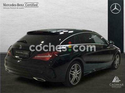 usado Mercedes CLA180 Shooting Brake Clase Cla7g-dct 122 cv en Cadiz