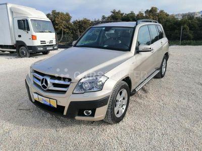 usado Mercedes GLK250 250 CDI 4Matic BlueEFFICIENCY 5p