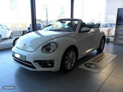 usado VW Beetle Design 1.4 TSI 110kW 150CV DSG Cabrio