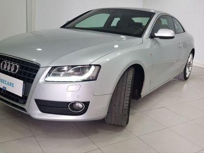 usado Audi A5 2.7 TDI 190cv DPF multitronic