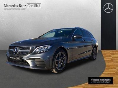 usado Mercedes 200 Clase C C EstateK Classic Aut.