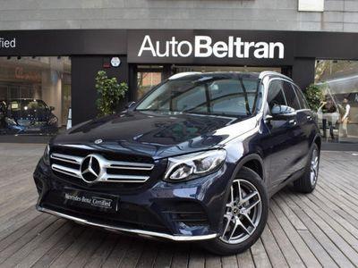 usado Mercedes GLC220 d 4Matic Aut. - CAMARA 360 - COMAND ONLINE