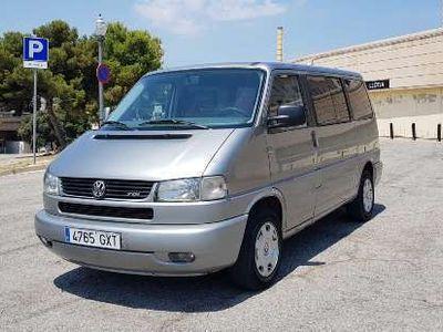begagnad VW Multivan T42.5TDI 102
