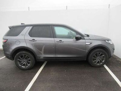 usado Land Rover Discovery Sport 2.0L TD4 180CV 4x4 HSE