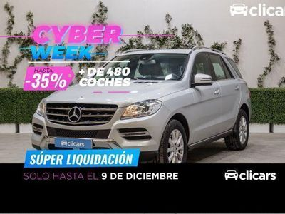 usado Mercedes ML350 M BlueTEC 4MATIC