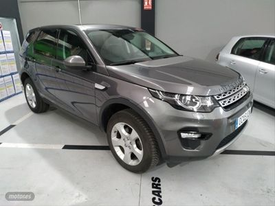 usado Land Rover Discovery 2.0L TD4 110kW 150CV 4x4 HSE