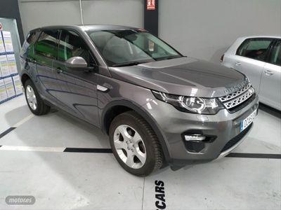 usado Land Rover Discovery 2.0L TD4 110kW 150CV 4x4 HSE