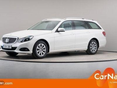 second-hand Mercedes 250 Clase E E Estate7G Plus