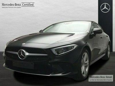 usado Mercedes CLS350 d 4M Coupé[0-809]
