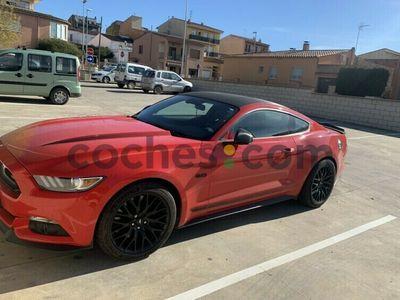 usado Ford Mustang GT Fastback 5.0 Ti-vct Aut. 418 cv en Girona
