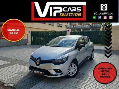 usado Renault Clio Limited 1.2 16v 55kW 75CV