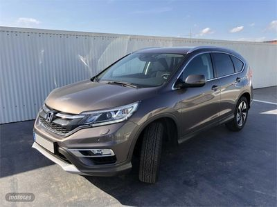 used Honda CR-V 1.6i-DTEC Lifestyle Navi 4x4 9AT 160