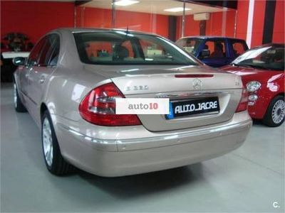 usado Mercedes E320 Clase ECDI ELEGANCE AUTO