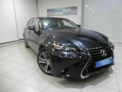 usado Lexus GS300h GsCorporate 223 cv en Alava