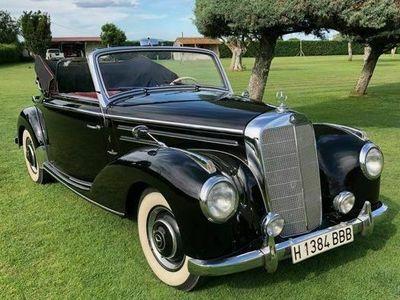 usado Mercedes 220 Cabriolet A (W187) 1952