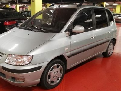 usado Hyundai Matrix 1.5 CRDi GLS