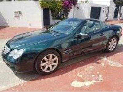 usado Mercedes SL350 Aut.