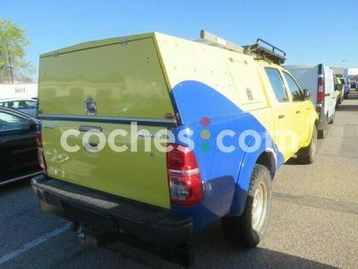 usado Toyota HiLux 2.5d-4d Cabina Doble Gx 4x4 144 cv en Vizcaya