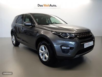 used Land Rover Discovery TD4 4WD SE