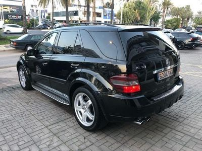 second-hand Mercedes ML63 AMG AMG Clase M W164 Aut. 510CV AMG