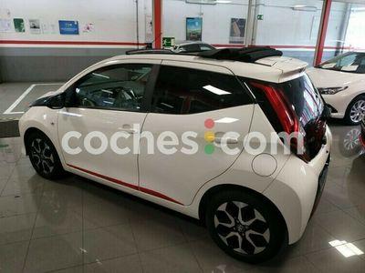 usado Toyota Aygo 1.0 Vvt-i X-sky X-shift 69 cv en Asturias