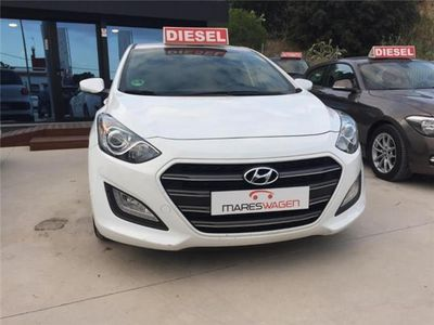 brugt Hyundai i30 1.6CRDi Go