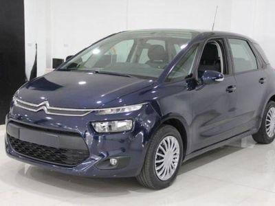 usado Citroën C4 Picasso 1.6 E-HDI 115CV ETG6 SEDUCTION