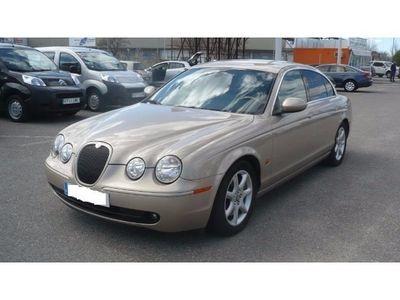 usado Jaguar S-Type 2.7D V6 Executive -FullEquipe-MuyCuidado-