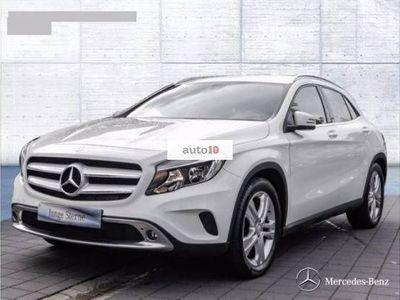 usado Mercedes GLA220 CDI Urban 4Matic Aut.7G, Cámara, Att. Assist, NAV