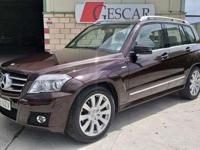 usado Mercedes GLK220 CDI BE 4M Aut.