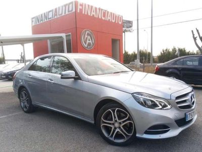 usado Mercedes E220 Avantgarde 4M 7G Tronic Plus