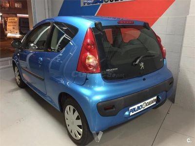 usado Peugeot 107 1.0i Urban 3p. -07