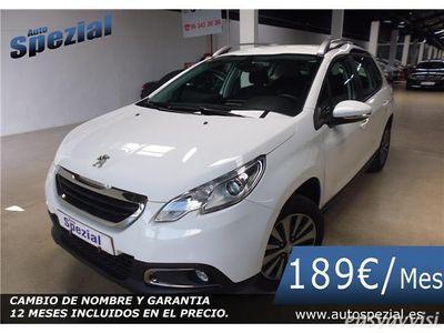 brugt Peugeot 2008 1.6 e-hdi allure automatico 92cv diesel