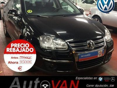 usado VW Jetta 1.6 TDI BlueMotion Technology