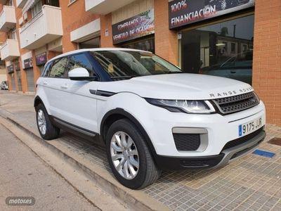 usado Land Rover Range Rover evoque 2.0L TD4 150CV 4x4 HSE Auto