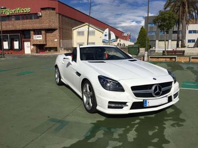 usado Mercedes SLK250 CDI BE AMG Line