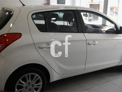 usado Hyundai i20 i201.4 CRDI GL PBT Comfort AA ESP