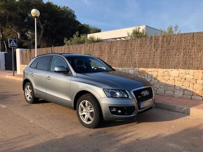 used Audi Q5 3.0TDI quattro S-T DPF