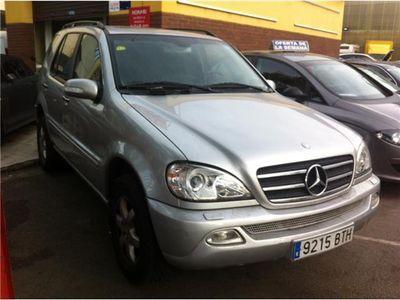 usado Mercedes ML400 400CDI