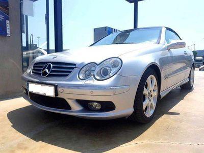 usado Mercedes CLK500 Cabrio 306cv
