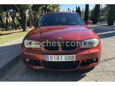 usado BMW 120 Coupé Serie 1 d 177 cv en Barcelona