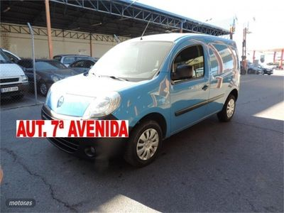 usado Renault Kangoo Profesional 2011 dCi 70