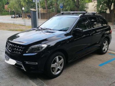 usado Mercedes ML350 BlueTec 4M 7G Plus
