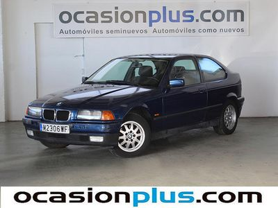 usado BMW 316 Compact 316 i SE 75 kW (102 CV)