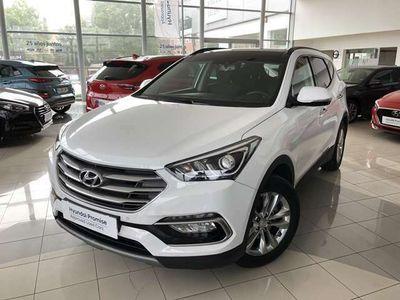 usado Hyundai Santa Fe 2.2crdi 4x2 Link 7s 200 cv en Badajoz