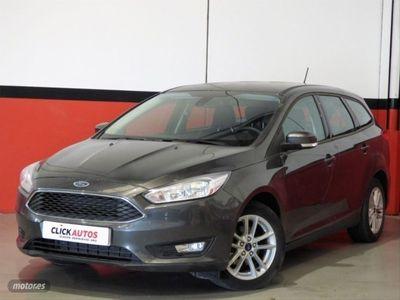 usado Ford Focus 1.6 TIVCT 92kW Trend Sportbr
